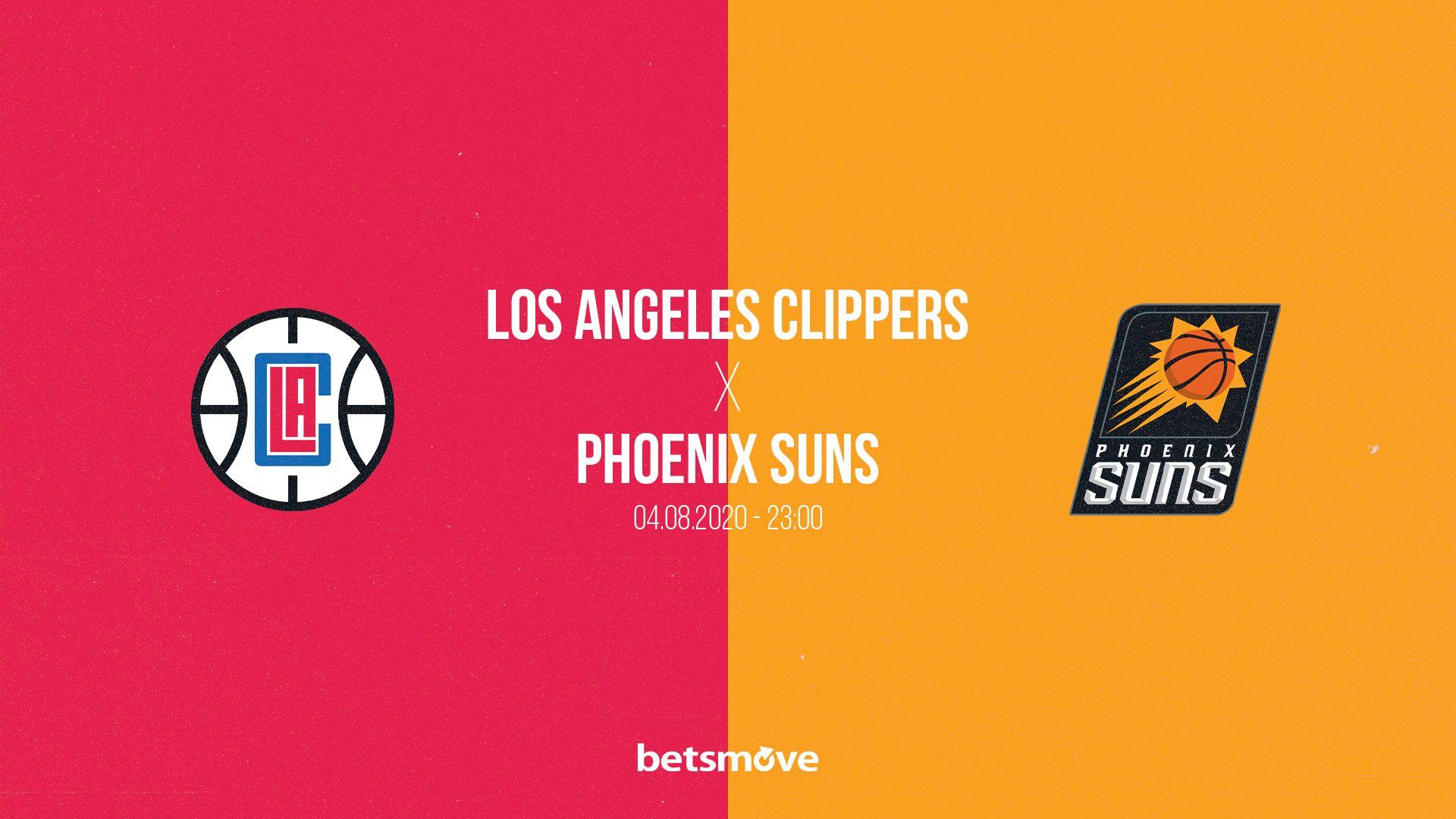 Los Angeles Clippers Phoenix Suns Canli Izle 2020 Mac Izleme Tv