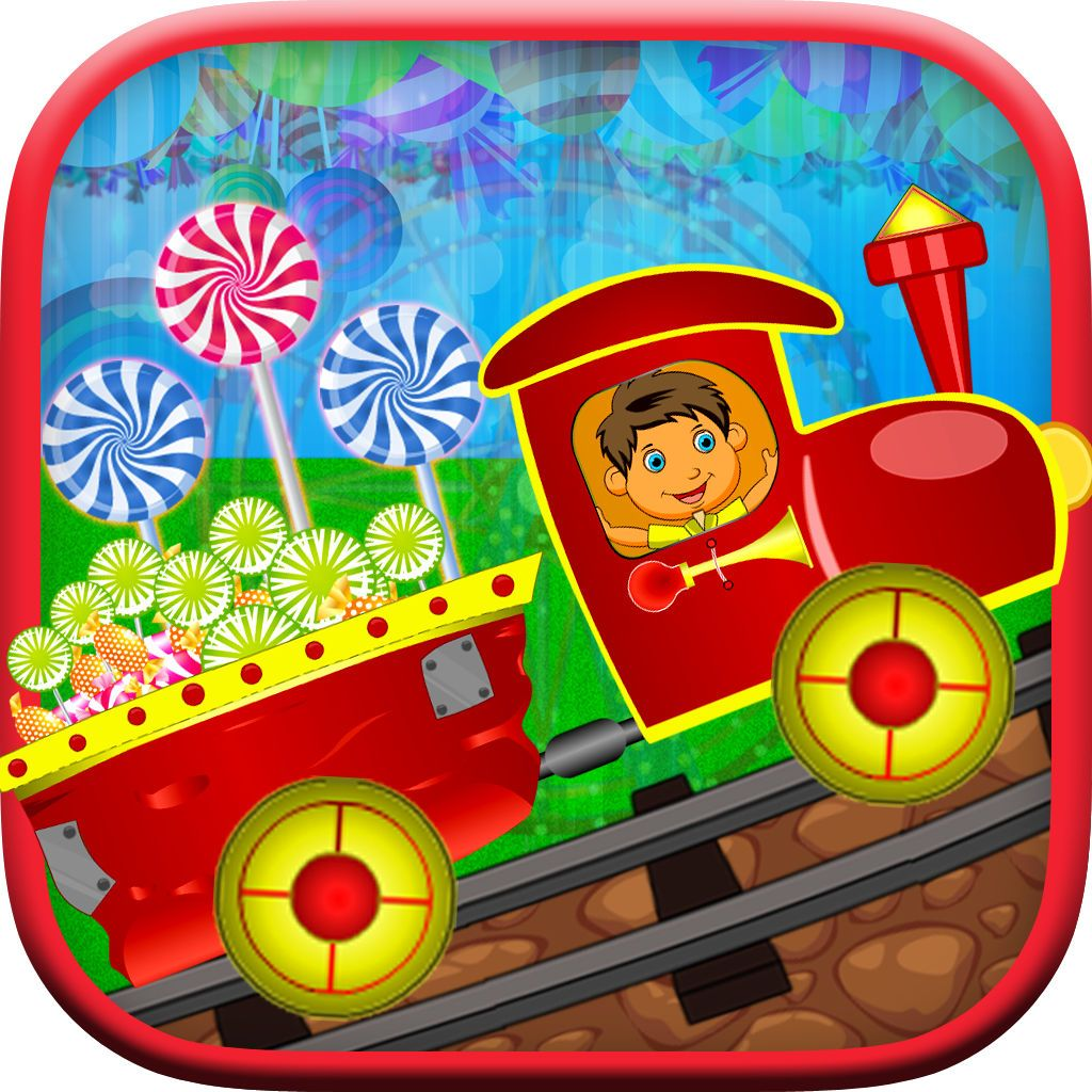 The Kids Train Simulator Driver Kids training, App store