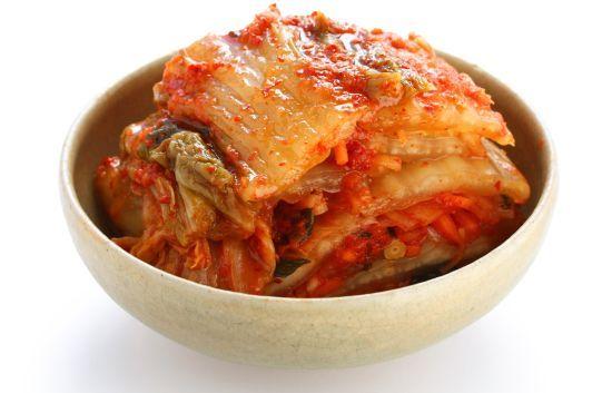 The health benefits of kimchi are many!  http://www.organicfacts.net/health-benefits/other/health-benefits-of-kimchi.html