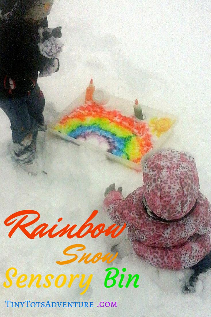 Rainbow Sensory
