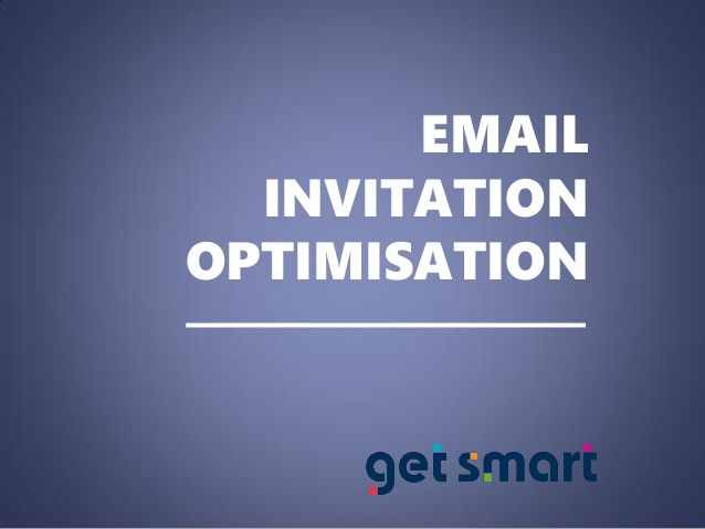 Top tips how to optimise your online survey email invitation by top tips how to optimise your online survey email invitation by josiegetsmart via slideshare stopboris Image collections
