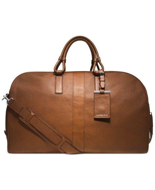 33f50d13ed76 Michael Kors Redford Weekender Bag | Michael Kors Men's Winterwear ...