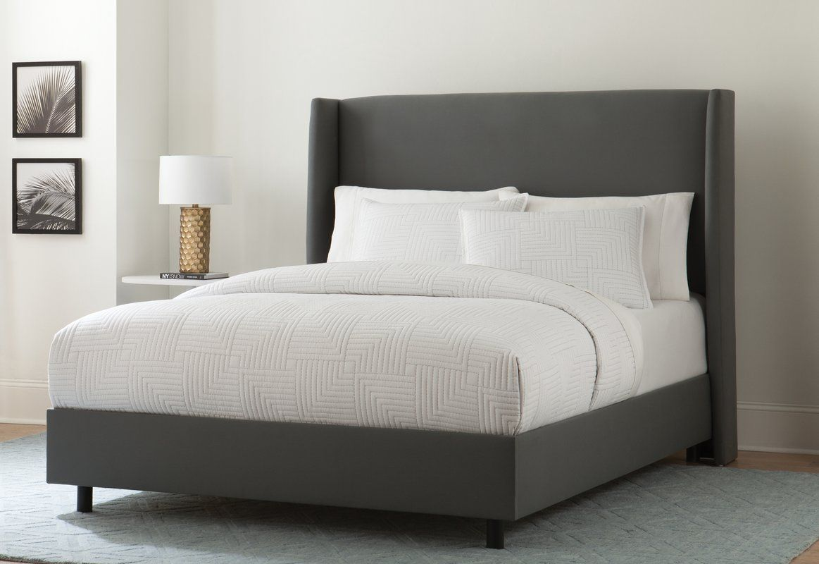 Godfrey Upholstered Standard Bed Upholstered Platform