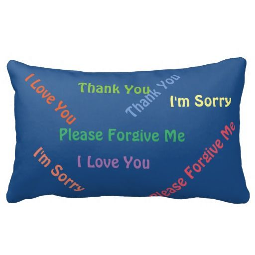 Ho'oponopono Four Phrases Cleaning Cushion