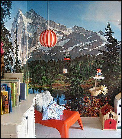 Winter Theme Bedrooms Ski Cabin Decorating Ski Lodge Decor