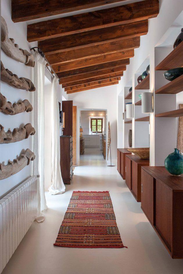 17 magnificent mediterranean hallway designs to navigate on extraordinary mediterranean architecture style inspiration id=39356