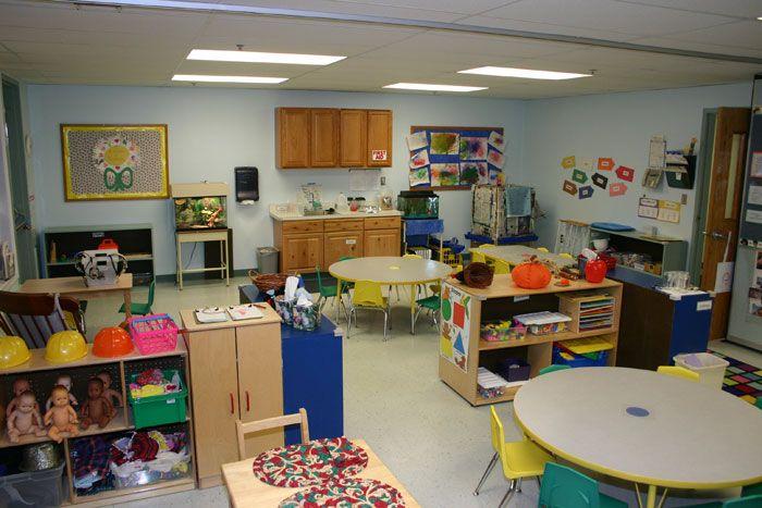 Preschool inviting and beautiful classrooms google for Preschool bathroom ideas