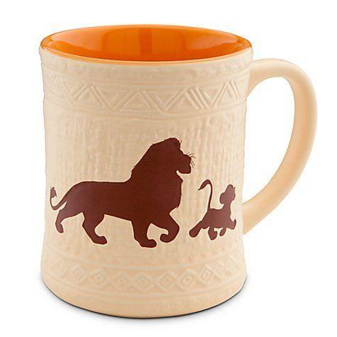 Authentic Disney The Lion King Ceramic Coffee Mug