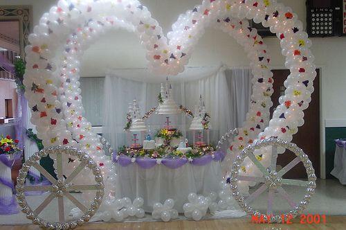 Balloon Decoration Ideas | Wedding Ideas Wedding Dress » Balloon ...