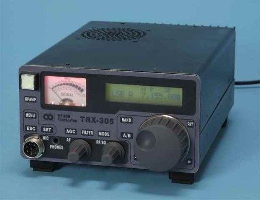 QRP 5 Watts TRX-305A HF SDR Transceiver KIT | Ham radio