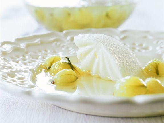 Stachelbeersuppe ist ein Rezept mit frischen Zutaten aus der Kategorie Kaltschale. Probieren Sie dieses und weitere Rezepte von EAT SMARTER!