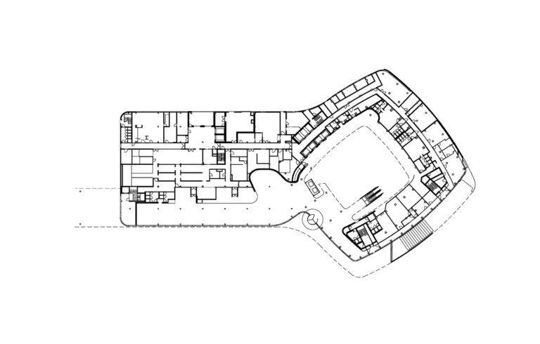Hilton Hotel Schiphol Airport Ground Floor Plan Amsterdam How