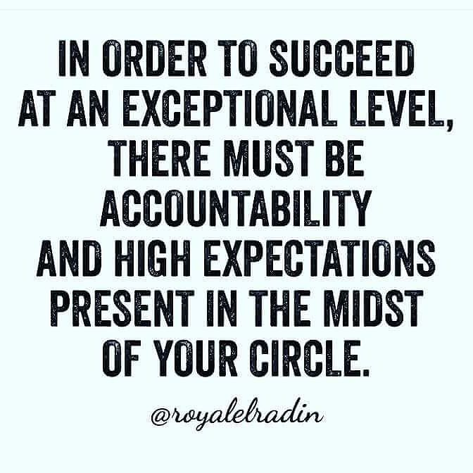 Everybody Needs To Be Accountable Inspirational Quotes Words Life Quotes