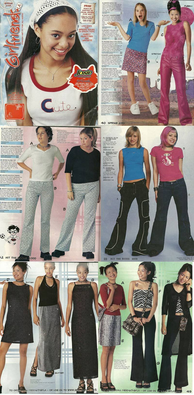 You'll Die After Seeing These 5 Teen Fashion Catalogs From Your Past