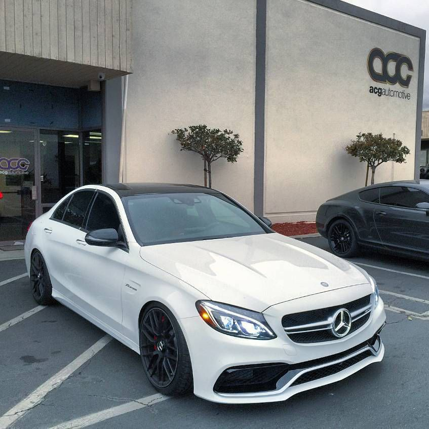 Mercedes-Benz C 63 AMG (Instagram