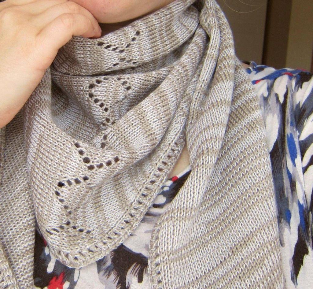 шарф бактус спицами схемы