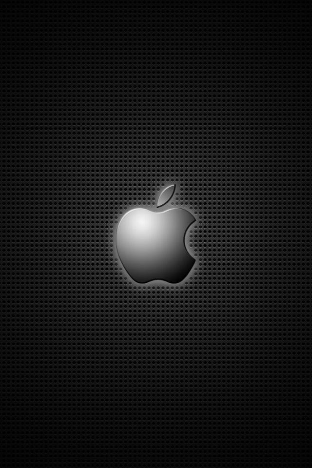 Apple Logo Wallpaper For IPhone 4