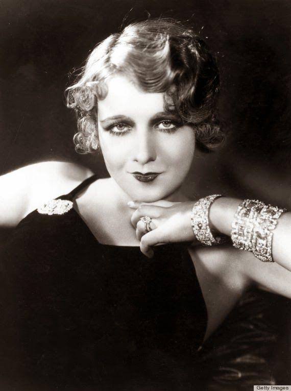 1920 hår