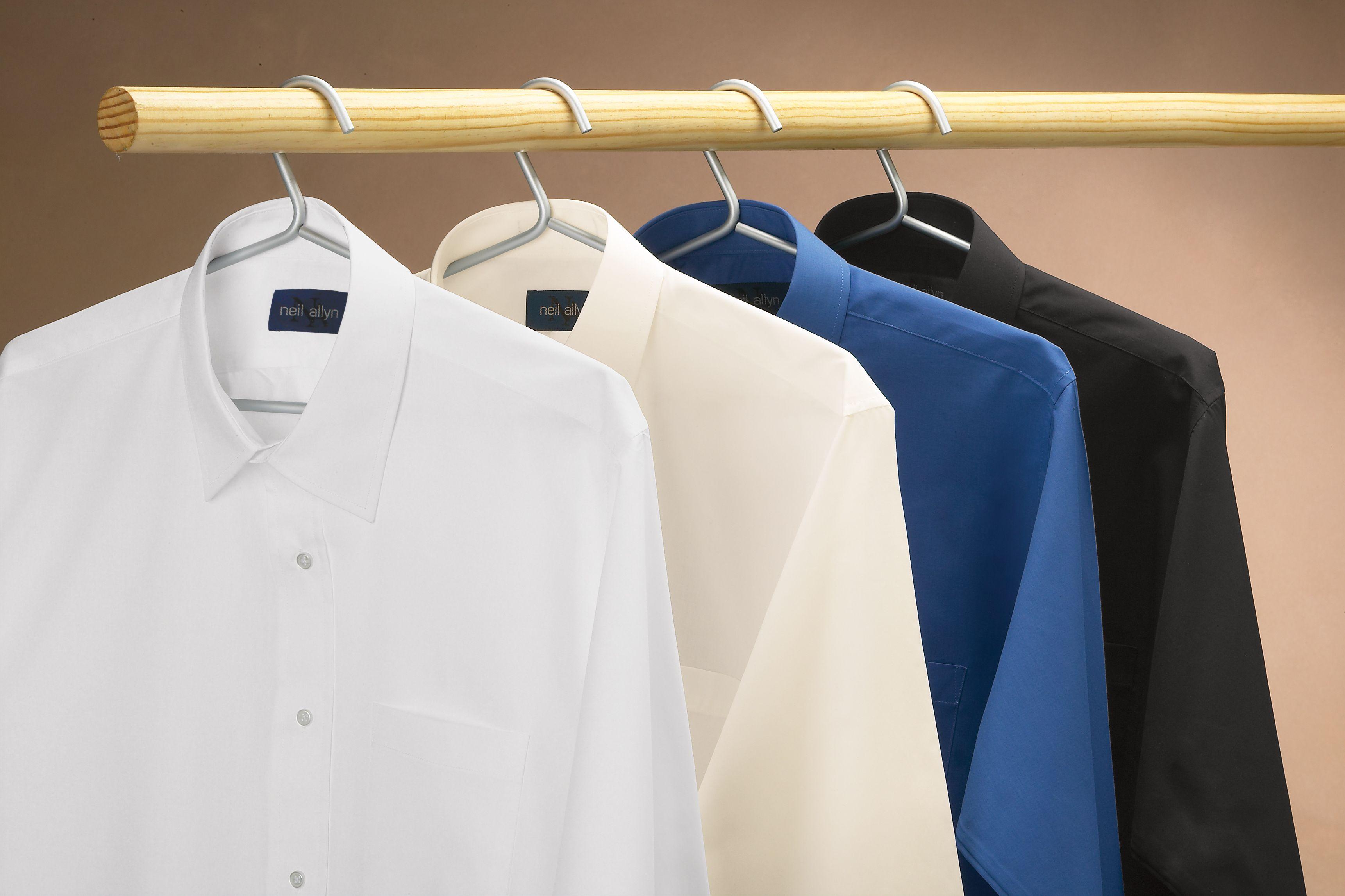 Men's/Women's dress shirts.  www.JAlanFormalwear.com