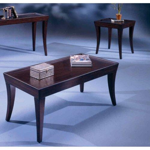 Best Bernards Versaille 3 Piece End Table Set 3 Piece Coffee 400 x 300