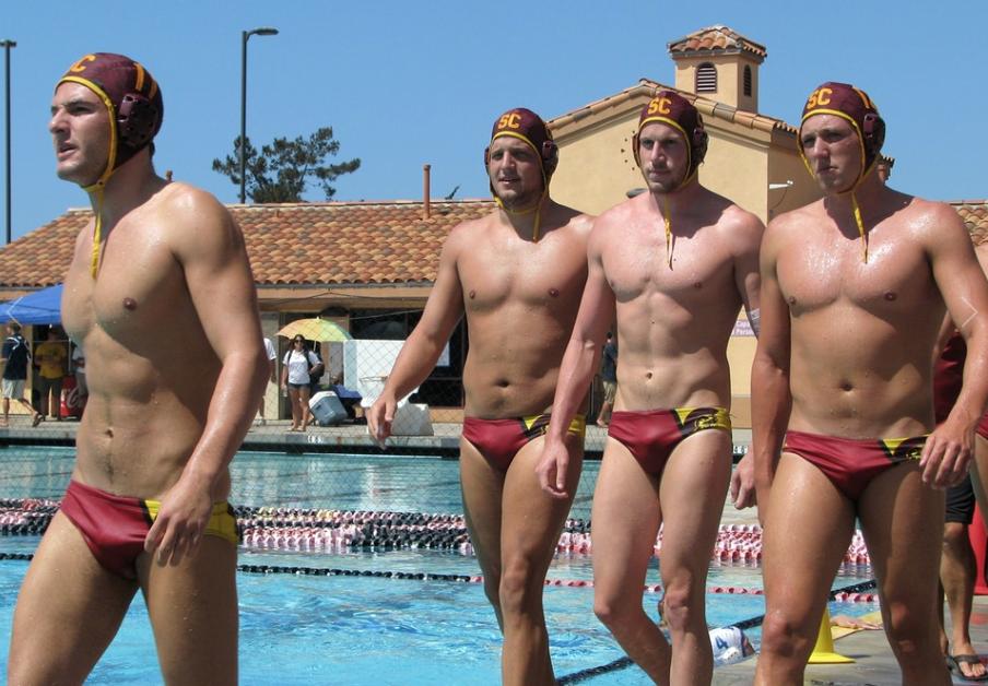 Water Polo Hunks Follow Http Waterpolohunks Tumblr Com Water Polo Usc Water Polo Water Polo Players