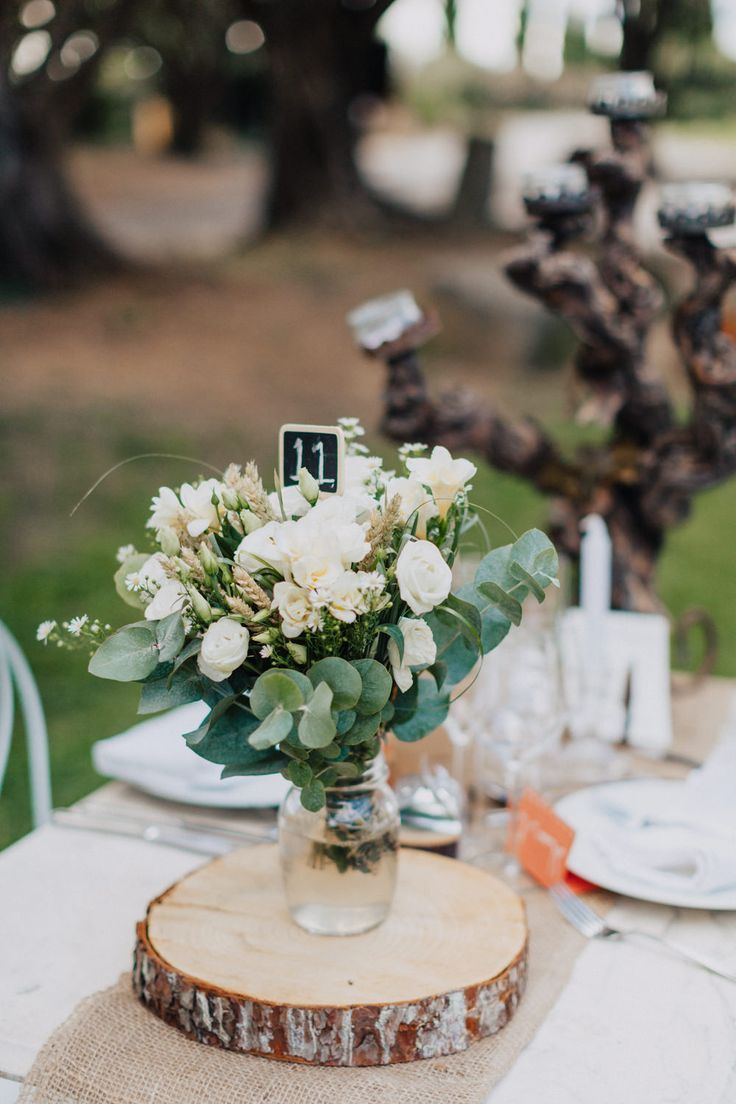 Destination Wedding At French Chateau With Bride In Wtoo by ...