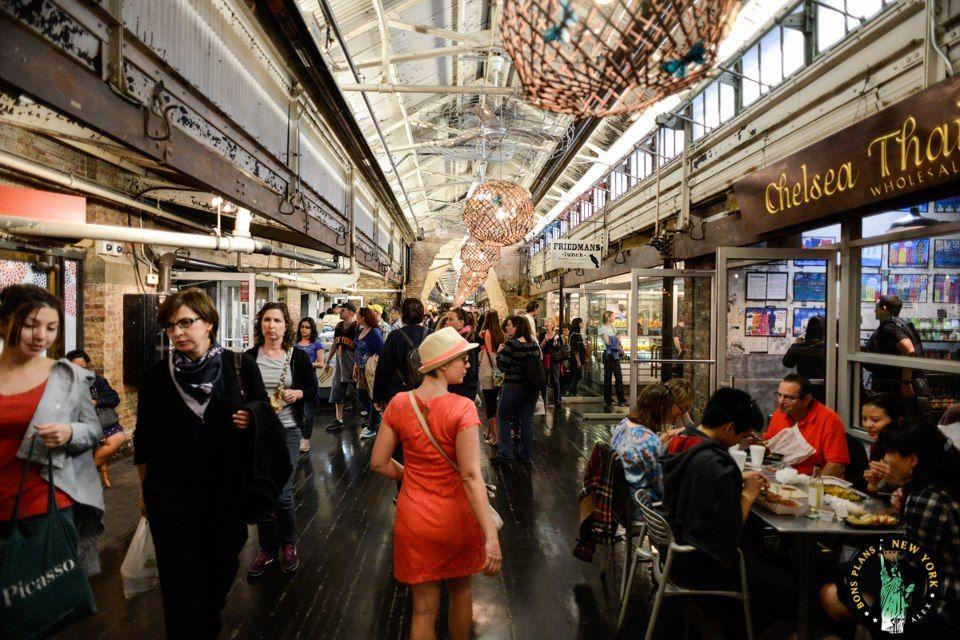 Chelsea Market New York Places On My Bucket List