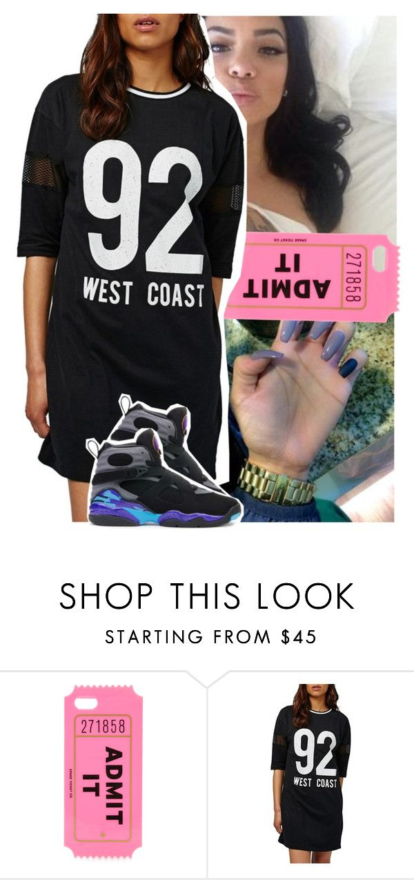 """""""This a cutie"""" by theyknowtyy ❤ liked on Polyvore featuring Kate Spade and Topshop"""