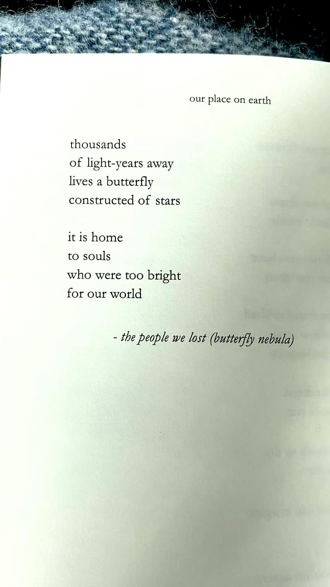 from vic lejon's book 'our place on earth' ♥️ available on Amazon, Barnes and Noble & many more