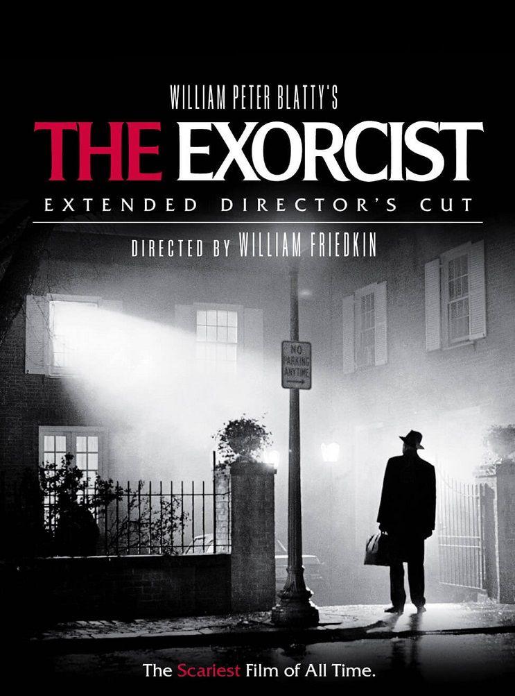 The Exorcist Titulada El Exorcista En Espanol Es Una Pelicula De Terror Norteamericana De 1973 Dirigida Por Exorcist Movie Best Halloween Movies The Exorcist