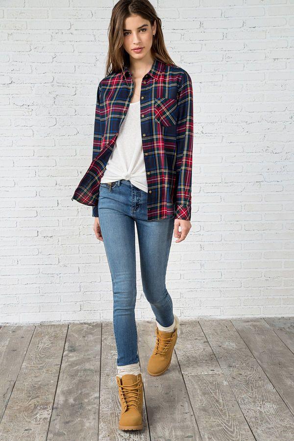 Fashionistas Hi Bleu Ideas Escocés Pinterest Camisa Res Cuadro AqgY1n7w