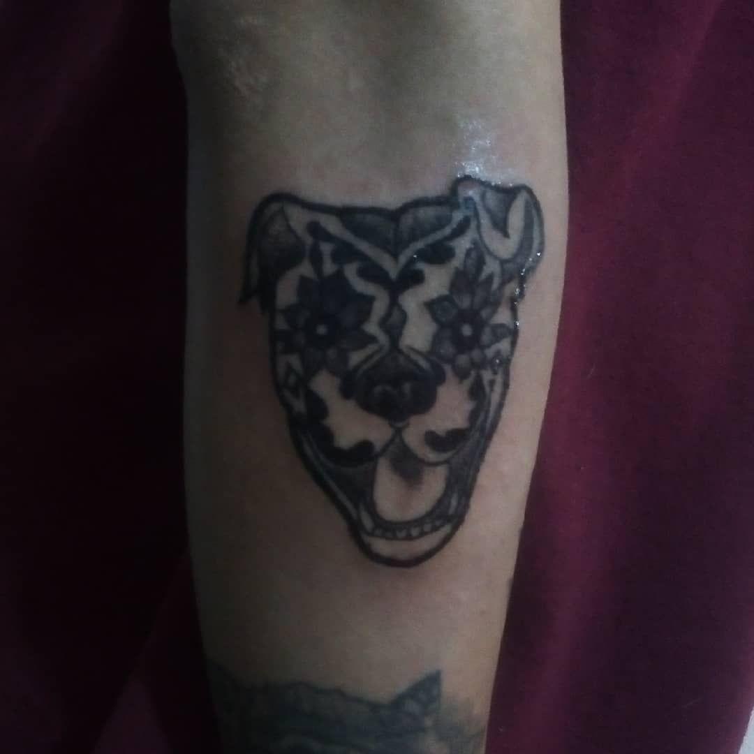 Perrito ♥️♥️♥️😊 Nuevo trabajo #tattoo  #tattooink  #mascotastattoo