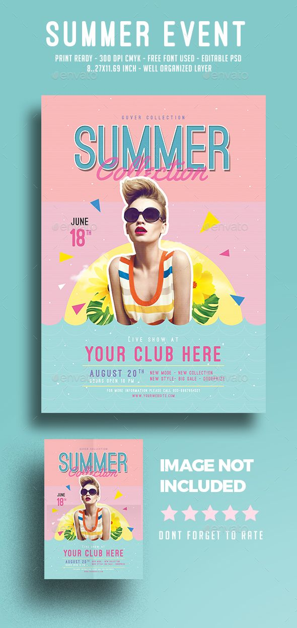 pin by cool design on summer flyer pinterest event flyers flyer