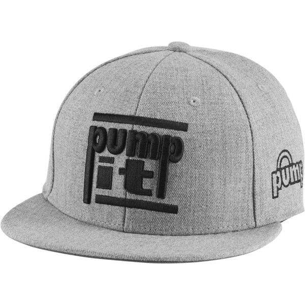 5708b167c1c Reebok Classic Pump It Cap ( 28) ❤ liked on Polyvore featuring accessories