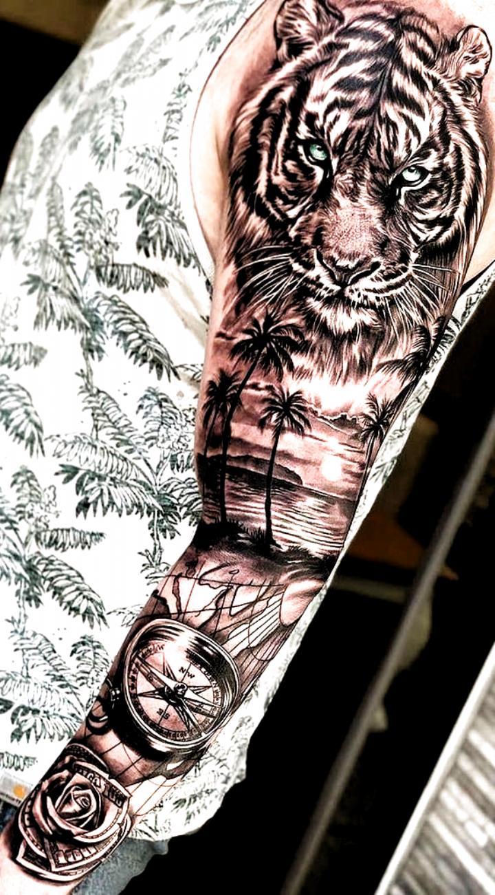, Ärmeltattoos für Männer – Die besten Ideen und Designs für Ärmeltattoos   – Tattoo, Tattoo ideas #tattoos #meaningful ta, My Tattoo Blog 2020, My Tattoo Blog 2020