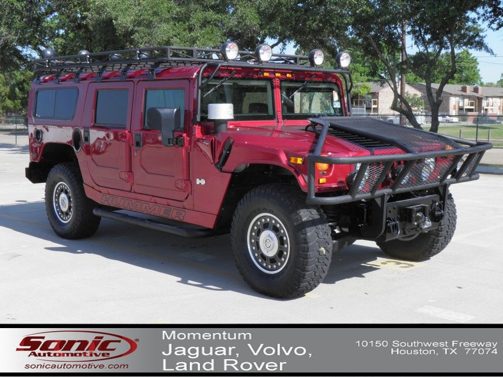 Used Luxury Cars For Sale In Houston Land Rover Southwest Houston Hummer H1 Hummer H1 Alpha Used Luxury Cars