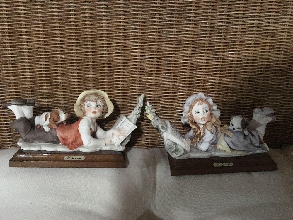 g armani figurines