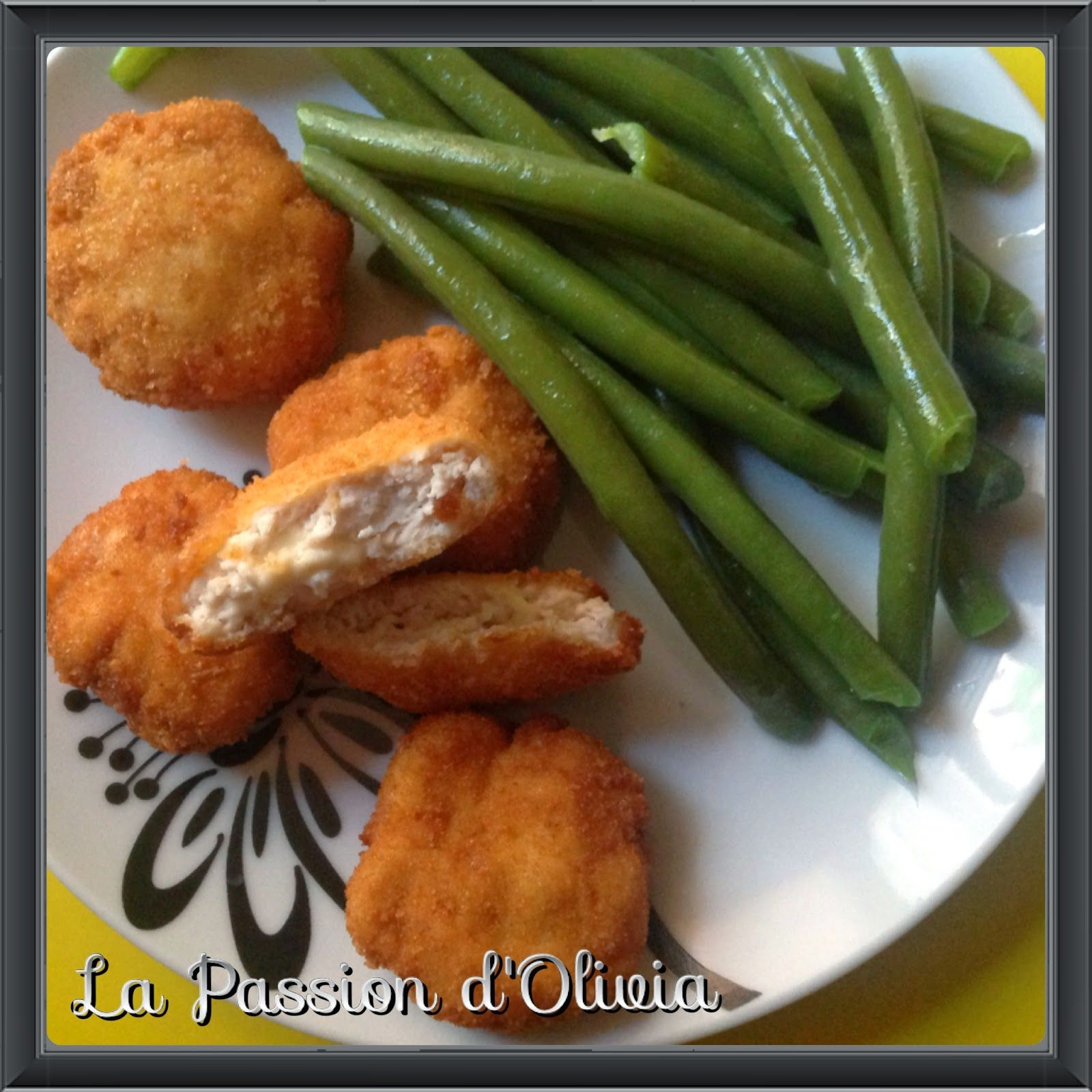 Recette Nuggets De Poulet Rapides Facile: La Passion D'Olivia: Nuggets Poulet Coeur Vache Qui Rit