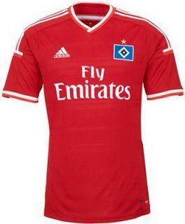 Camiseta Hamburgo 3 Equipacion 2014-2015