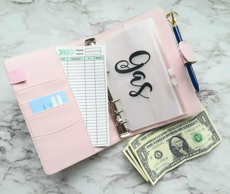 Laminated Cash Envelope School