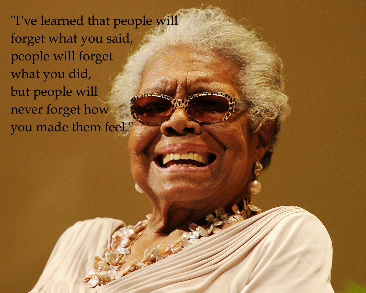 African American Inspirational Quotes About Life Endearing Maya Angelou's Most Inspirational Quotes  Maya Angelou Quotes