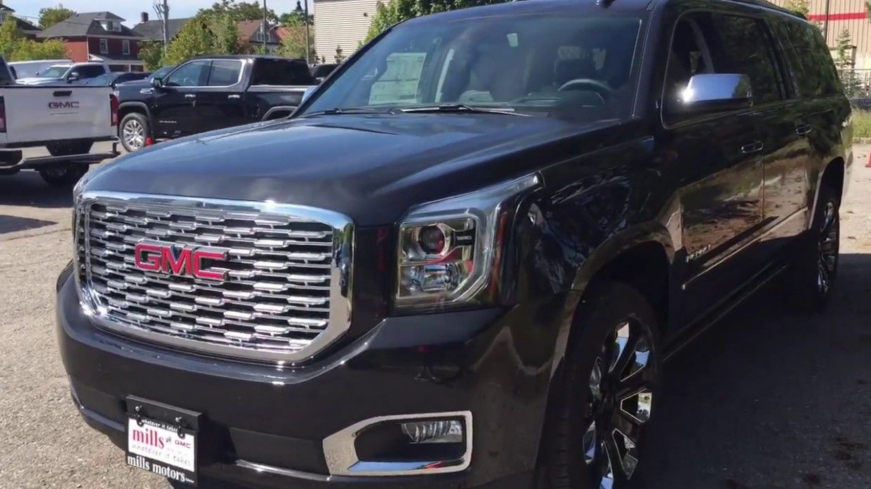 2020 Gmc Yukon Xl Specs And Gmc Yukon Xl Gmc Yukon Gmc Yukon