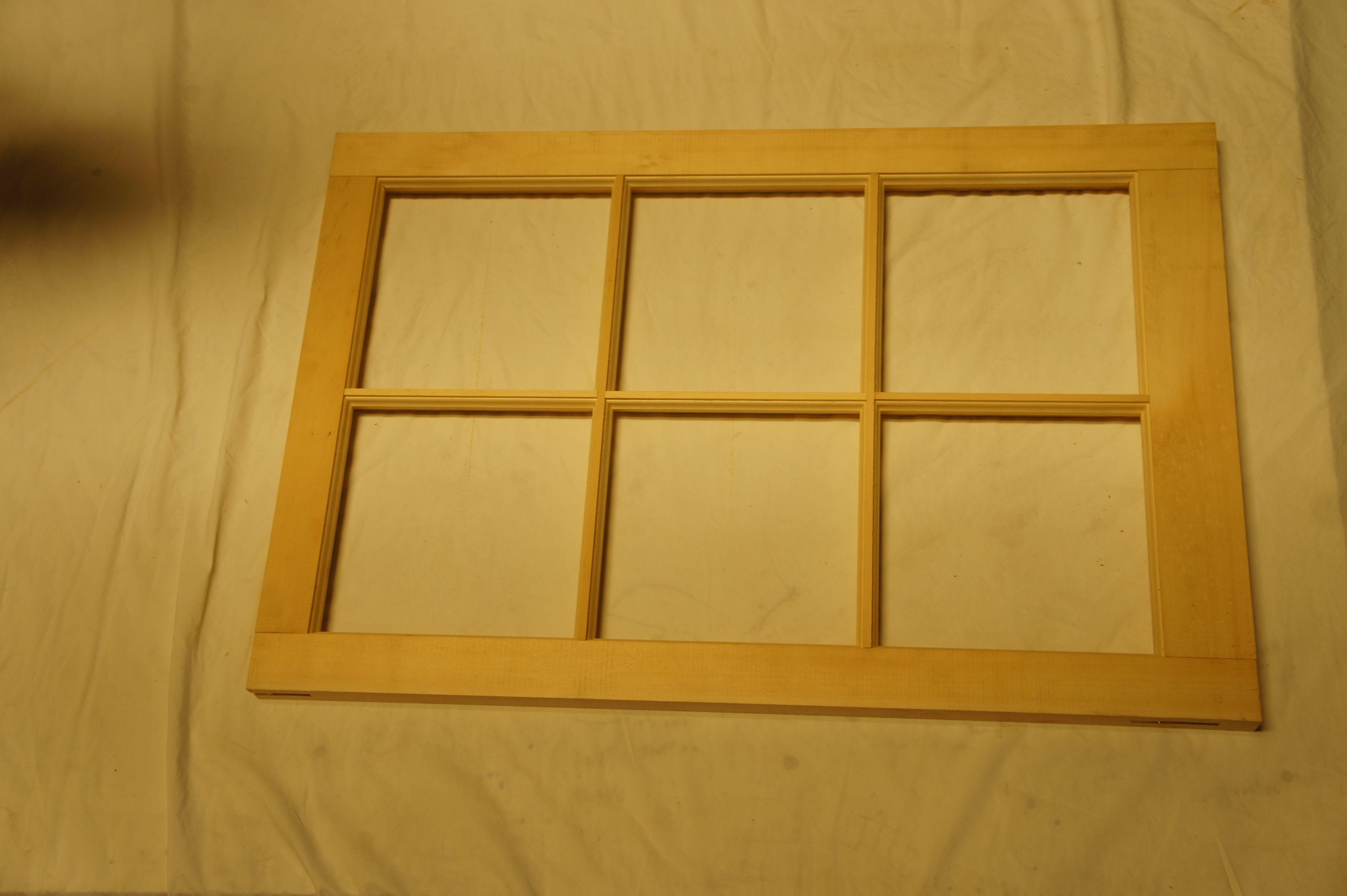 Custom Made Windows