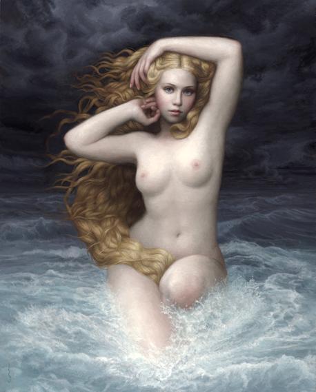 Something Greek goddess of sex are