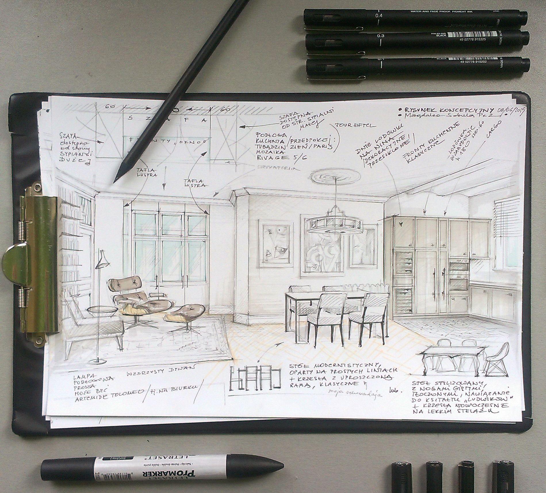 interior illustration for my client кейчинг