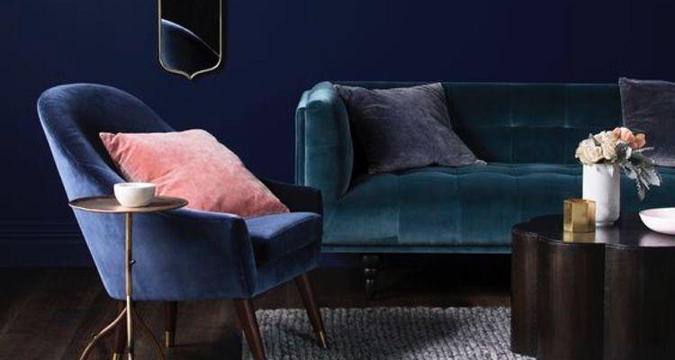 Populaire Kleuren Woonkamer : Inspiratie opdoen voor donkere kleuren in je woonkamer donkere