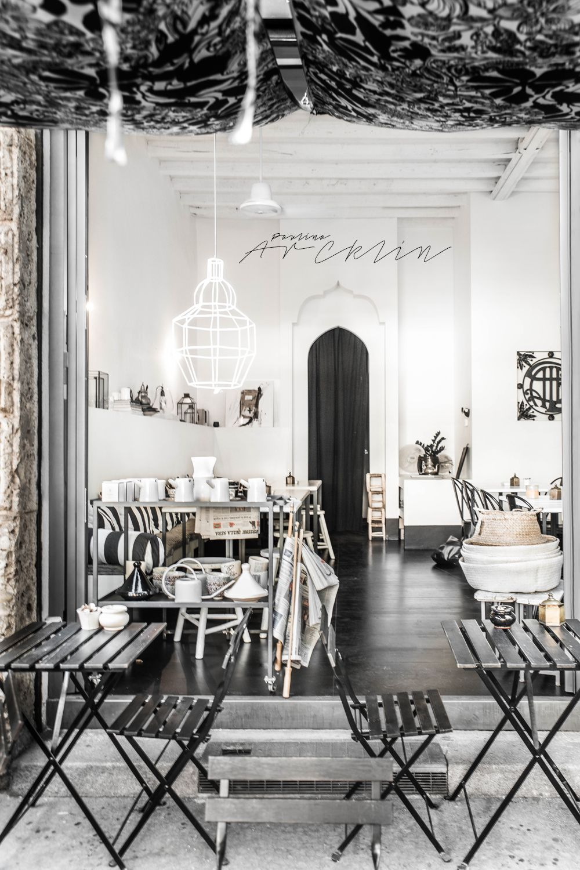 Design restaurant in milan italian interiors italian interior design italian design restaurant paulina arcklin riad food garden black white