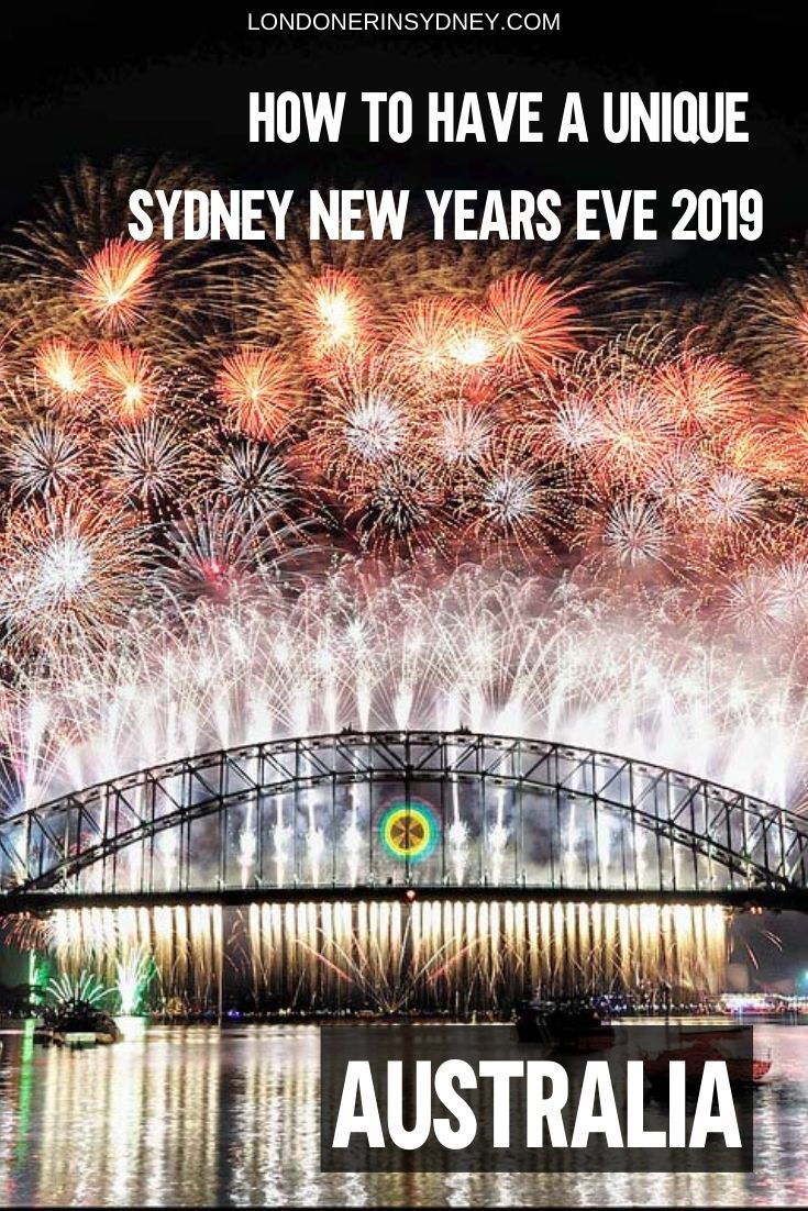 How to spend a unique New Years Eve in Sydney 2019 New