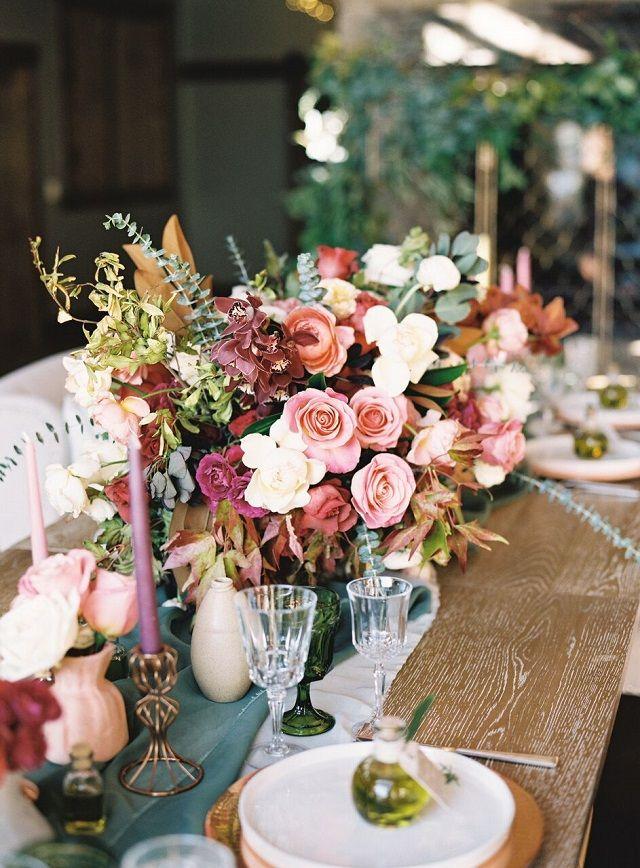 Styled Rustic Outdoor Barn Wedding Rustic outdoor Wedding and