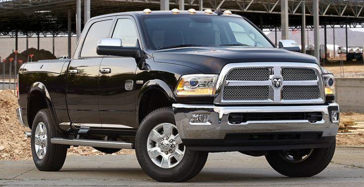 RAM Pick-up trucks recalled in Australia over hose issue